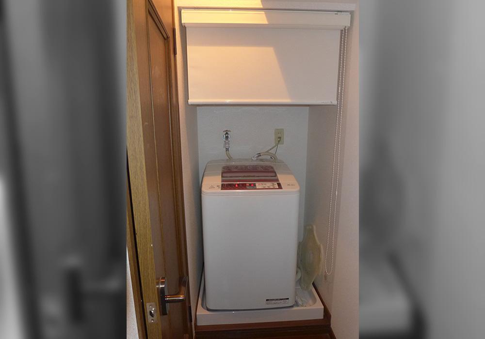 カトーデンキ お仕事日記 洗濯機排水口の水漏れ修理