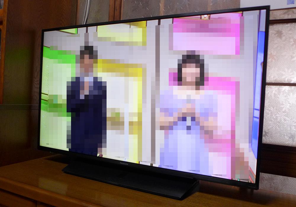 カトーデンキ お仕事日記 4Kテレビの納品
